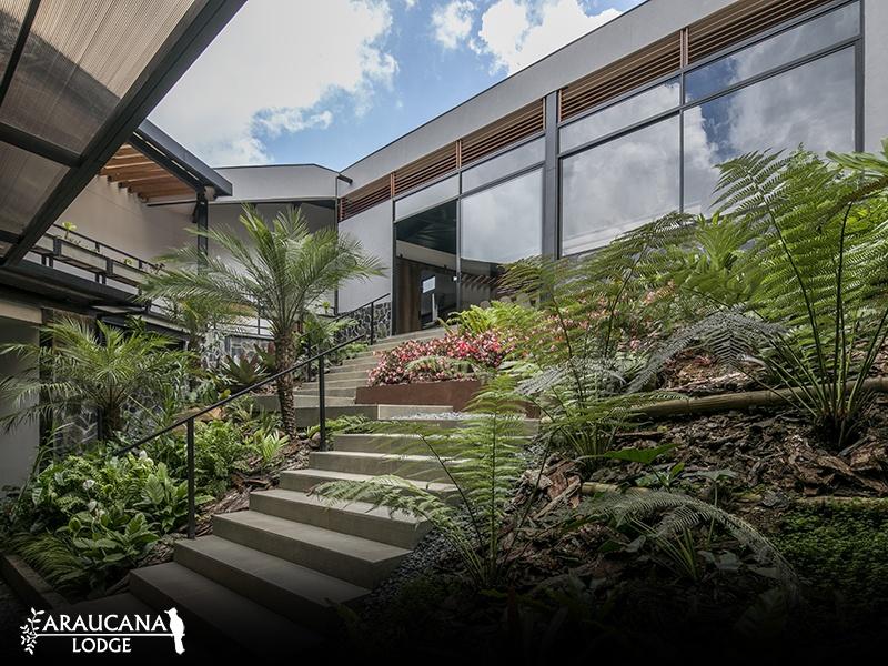 Araucana Lodge